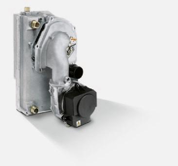 EcoTherm Plus WGB Emission Brenner