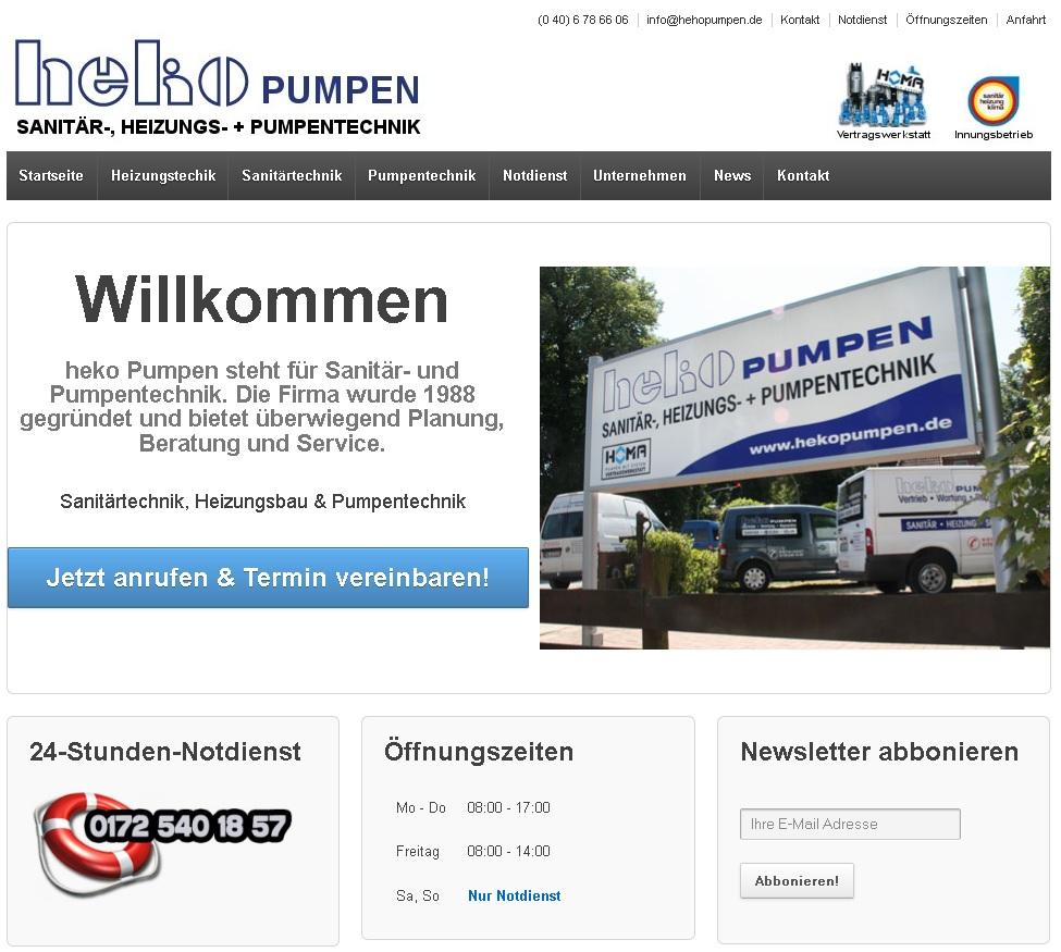 Homepage 2012 / 13
